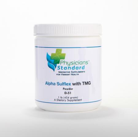 Alpha Sulflex with TMG (Powder)