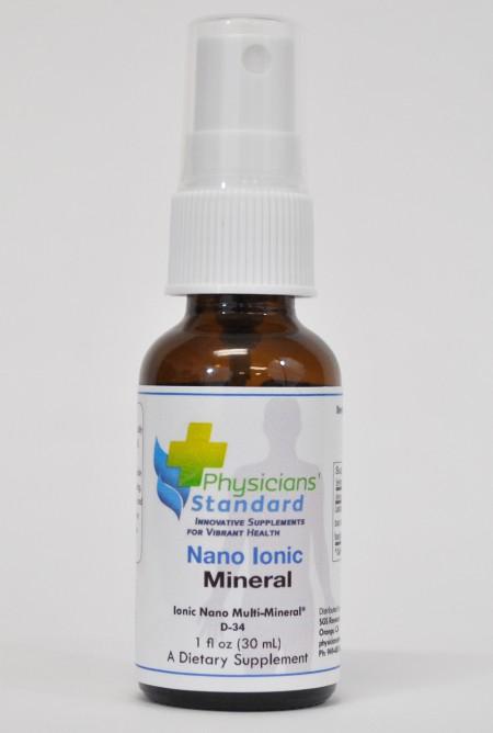 Nano Ionic Minerals