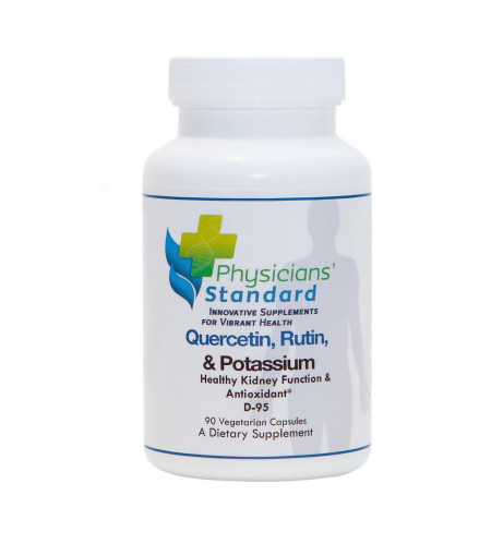 Quercetin / Rutin / Potassium